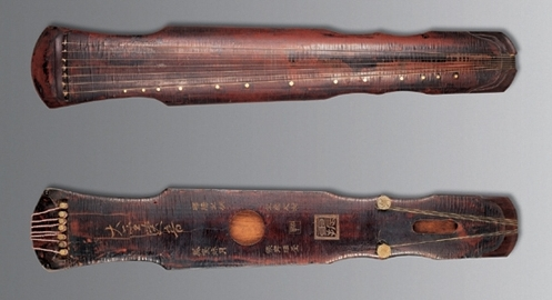 chinese-musical-instrument-guqin