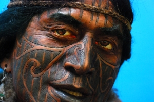 Maori warrior_0