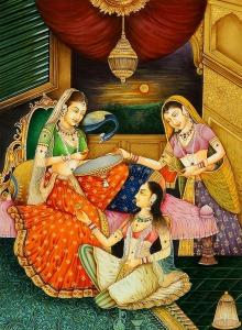 mughal women